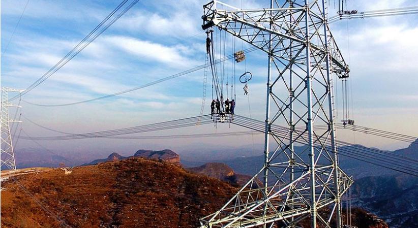 国内又破纪录:世界首条±1100千伏特高压工程新...