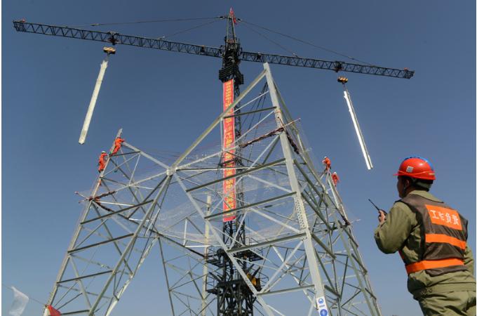 西北电网能力改造范围  规模全国领先