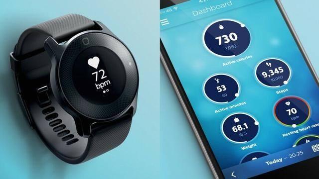 飞利浦首款健康智能手表即将在华上市