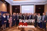 华为SingleRAN Pro解决方案,一张网支...