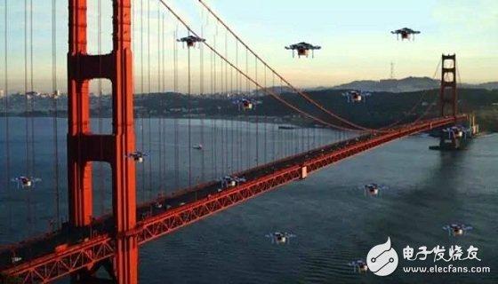 6点让你了解 P440超宽带射频模块用在无人机上的逆天表现