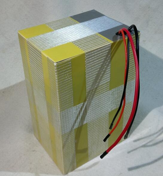 一文看懂磷酸铁锂电池组装过程