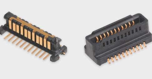 Molex公司推出SpeedStack连接器