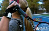 PIVOT可穿戴网球传感器 预防受伤