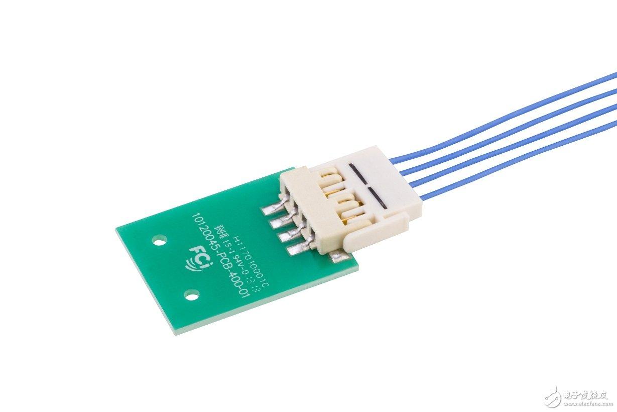RS Components在其产品组合中新增了600多个Amphenol FCI连接器和线缆组件产品线