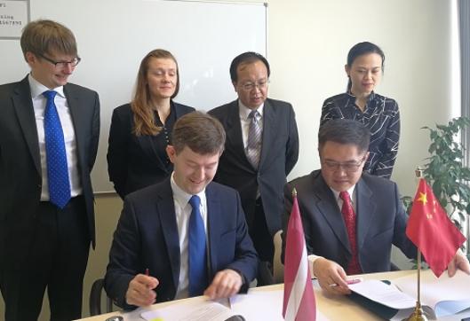 Zabbix SIA与上海宏时签署战略合作协议