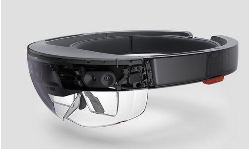 开发者开发了一款Hololens应用 通过手势和眼神来操控家电