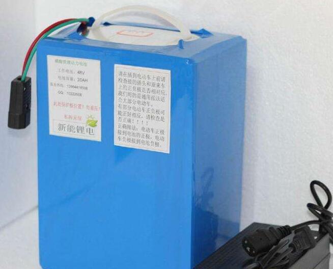 电动车铁锂电池优缺点及正确使用方法