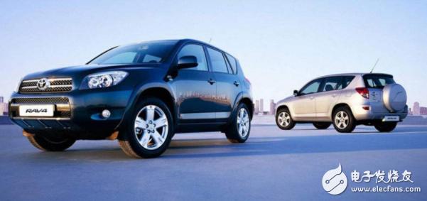 丰田为美市场汽车内置短距离通信芯片
