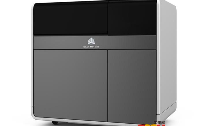 3D Systems宣布推出ProJet MJP...