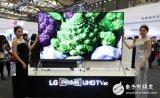LG UH9800亮相CES 98寸大屏幕搭配8...