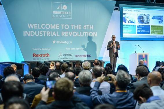 英国制造业忽视工业4.0观念 竞争优势被降低