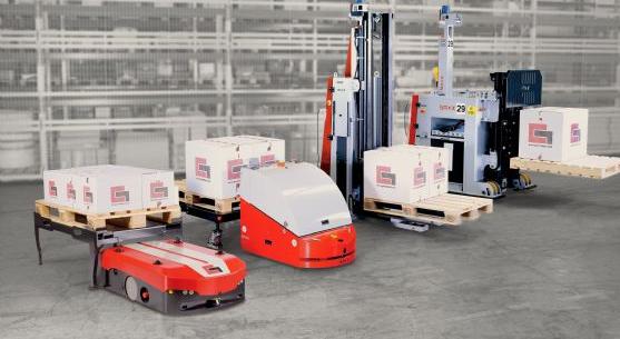 产品制程95%时间耗在物流 AGV、智能仓储角色吃重
