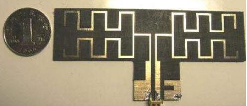 一种非辐射边馈电的宽带双层微带贴片天线 详细教程讲解