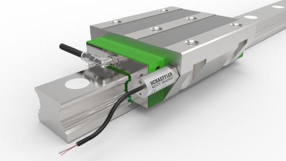 Schaeffler推自润线性循环滚珠轴承系统