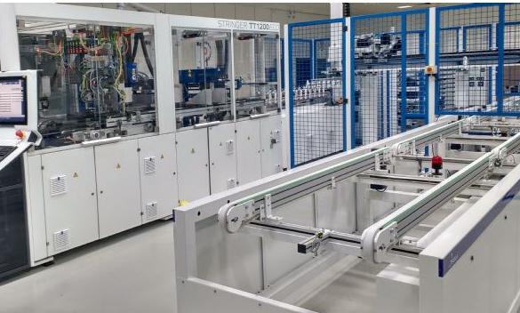 智能工厂技术助力太阳能电池最大化产出
