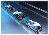 汽车防撞系统技术方案:毫米波防撞雷达