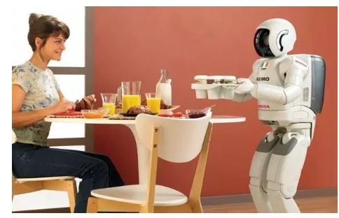全球服务机器人市场需求巨大,中国创新速度无法满足...