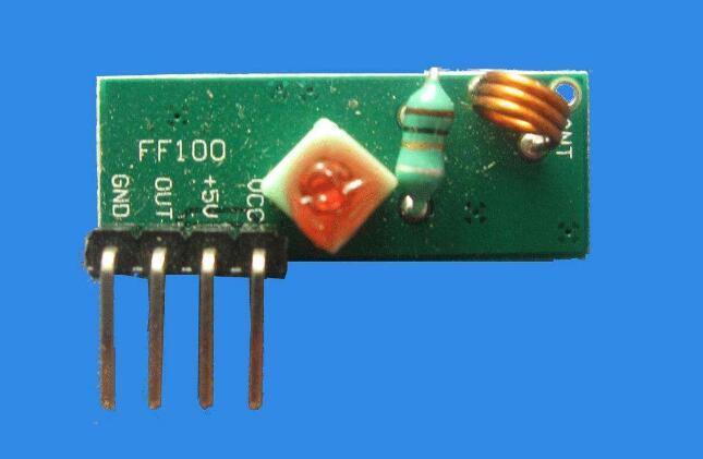 一文了解超再生无线模块使用方法