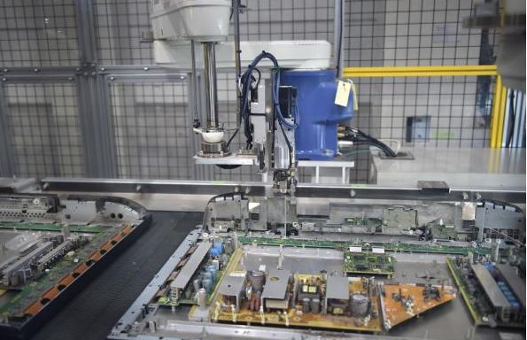 工业机器人需求潜力庞大 预计2025年将3倍翻番