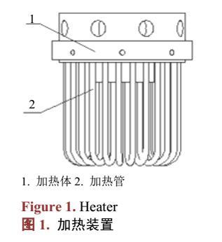 斯特林发动机热交换装置设计