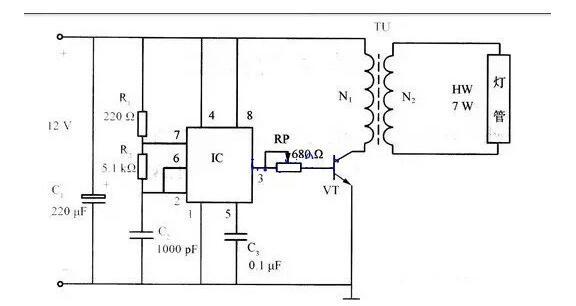 電子電路原理圖識圖心得及電路分析方法
