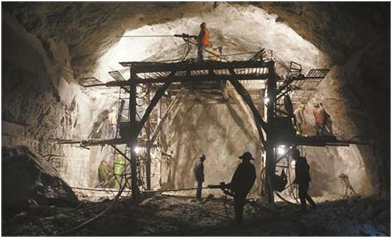 氧气传感器在隧道中的应用