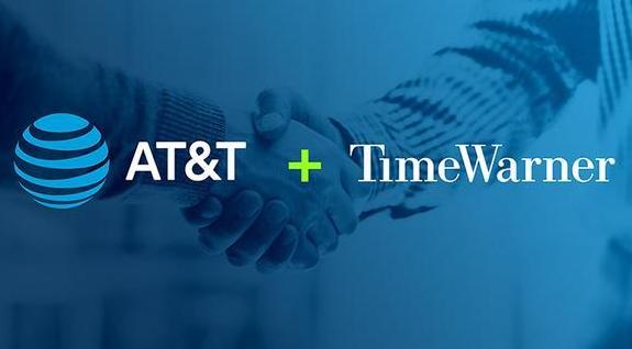 时代华纳与AT&T合并是为了与谷歌和Fa...