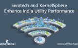 Semtech和KernelSphere携手在印度提升公用设施性能