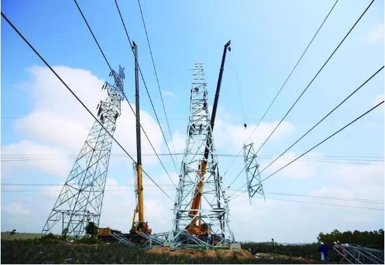 南方电网海南公司启动电网提升三年行动计划 加速推...