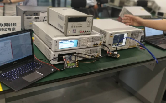 世强&是德科技:面向中小型智能硬件企业,免费提供一站式测试测量服务!