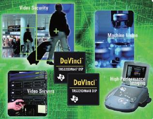达芬奇技术在视频安全与监控应用和PSoCCapSense的应用详细概述