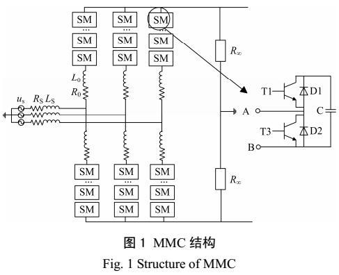 直流侧故障对模块化多电平换流器的影响研究
