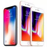 iPhone X、iPhone 8以及Plus三...