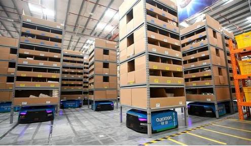 智能仓储机器人风靡全球,瑕不掩瑜,大势所趋
