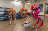 机器人遛机器狗:机器人创业公司完成800万美元A轮融资