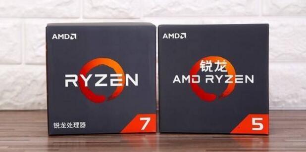 AMD第二代Ryzen处理器面世_抢攻高阶电竞市...
