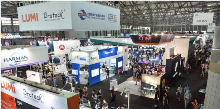 中国各大液晶彩电品牌齐聚2018亚洲消费电子展,谁能拔得头筹?