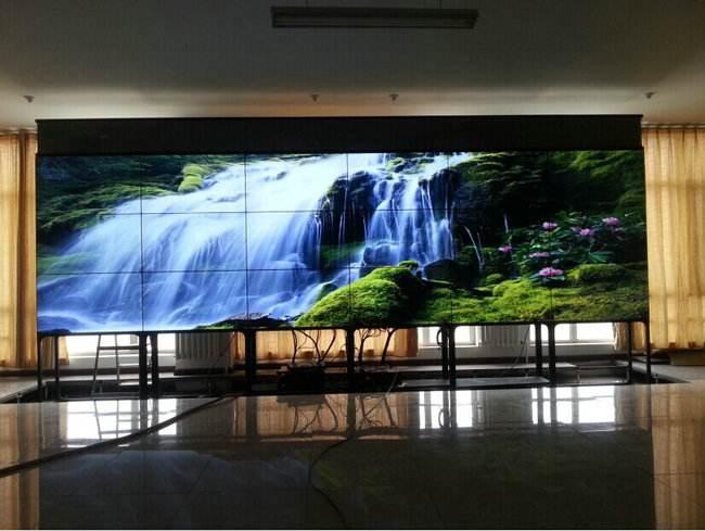 未来大屏幕拼接市场,LCD液晶拼接将成为产业王者