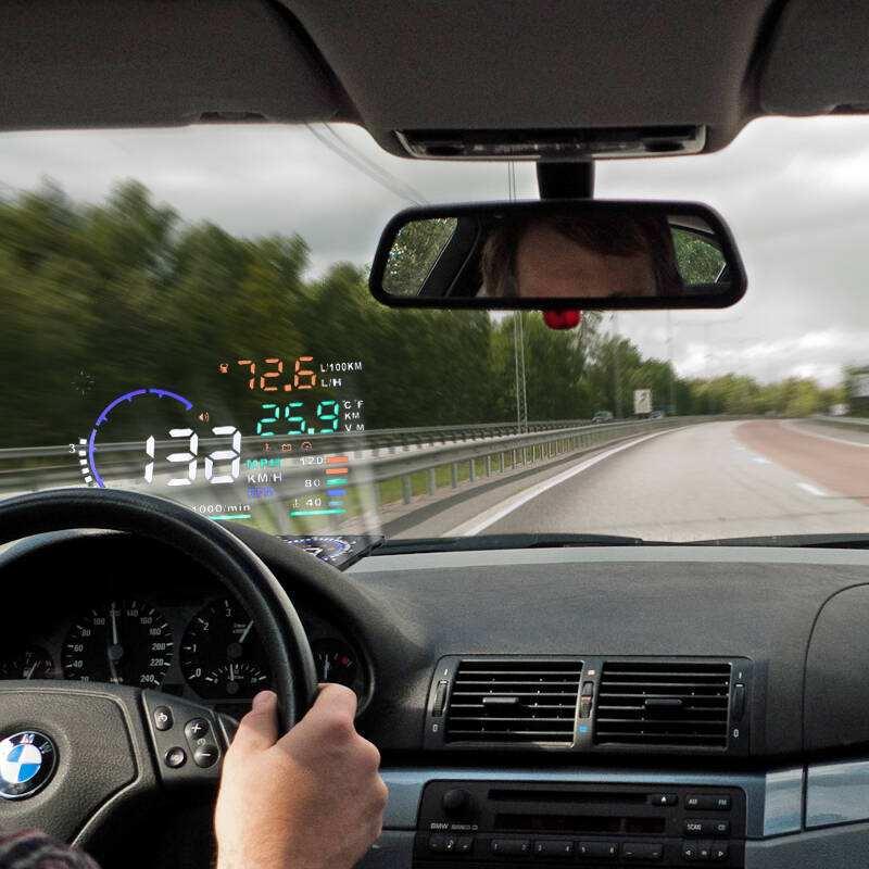 推动车载HUD未来发展的一个关键领域就是增强现实(AR)