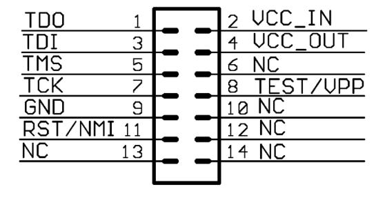Msp430-JTAG完整MSP430FET英文图纸