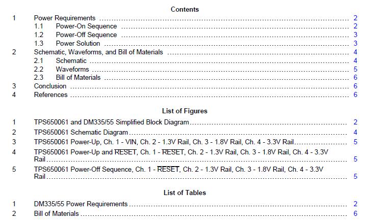 TMS3DMS335的低成本电源解决方案的设计考虑详细概述