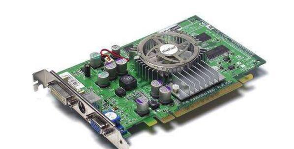 电脑显卡的几种接口类型_显卡结构及工作原理