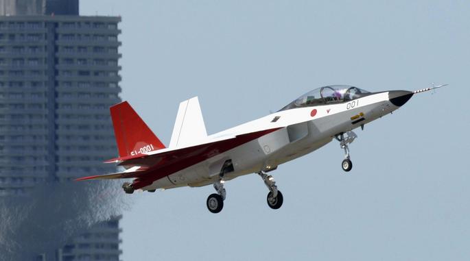 美国洛克希德·马丁公司帮日本建造被称为F-3的隐身性战机