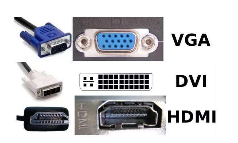 DVI接口能不能转VGA接口?DVI接口如何转VGA接口?