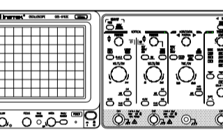 台湾固纬GOS-6103C/6103/6112 示波器操作手册.pdf
