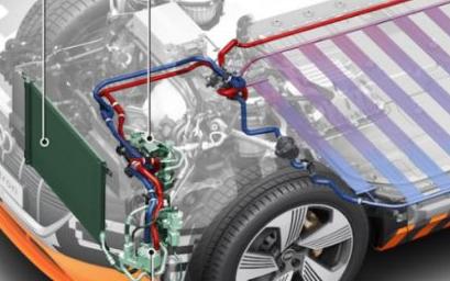 电动汽车如何进行充电、散热系统设计