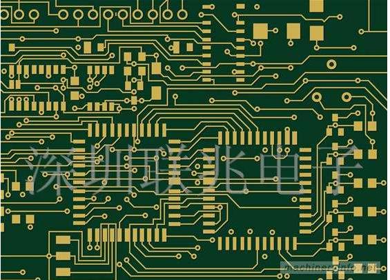 浅谈PCB双层板信号线的布线技巧