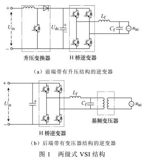 一种适用于低输入电压场合的单相多模块电压源型逆变器拓扑