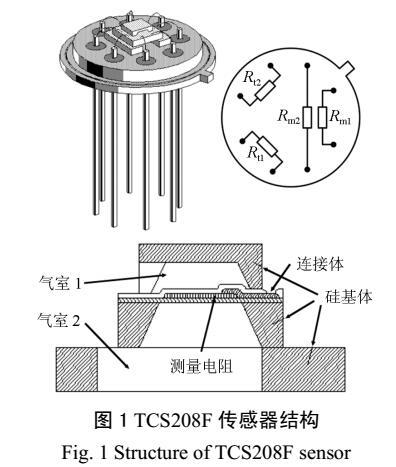 热导检测系统设计与应用